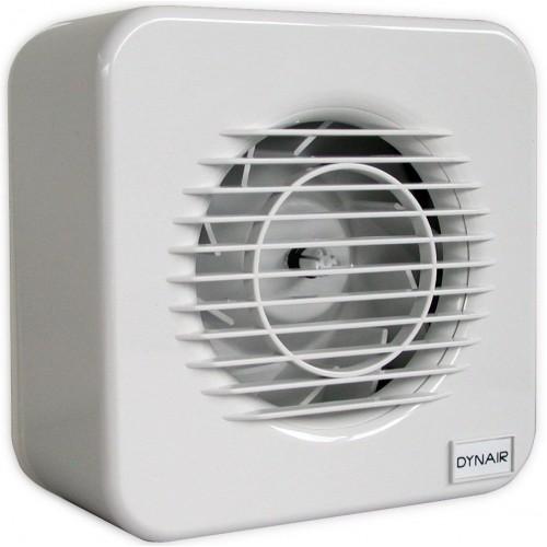 Ventilator de baie DYNAIR AXICEN 100 cu timer