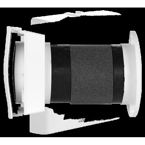 Ventilator axial cu recuperare de caldura VORTICE Vort HRW 20 MONO RC cod VOR-11635