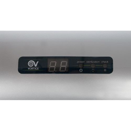 Uscator de maini automat vertical Vort Super Dry UV G Vortice cod VOR-70908