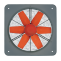 Ventilator axial plat VORTICE cu presiune medie Vorticel MP 304 M cod VOR-42204