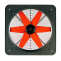 Ventilator axial plat VORTICE cu presiune mica Vorticel E 604 M cod VOR-41459