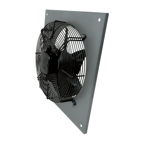 Ventilator axial plat compact VORTICE Vorticel A-E 304 T cod VOR-42227