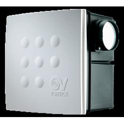 Ventilator centrifugal Vort Quadro Micro 100 I T incastrabil cu timer VORTICE cod VOR-12018