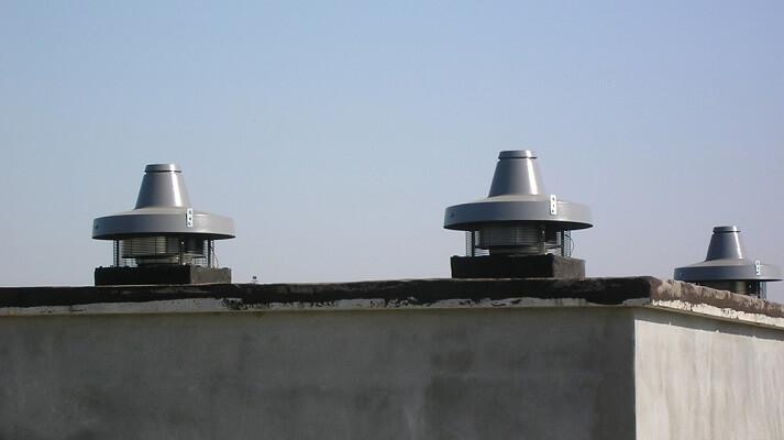 Ventilatoare de acoperis