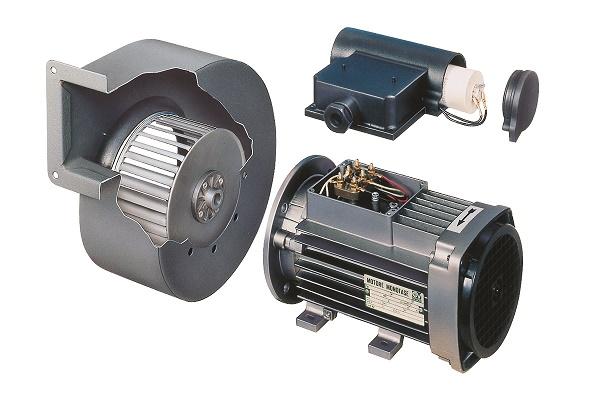 Piese componente ventilator centrifugal vortice